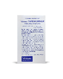 Virbac tapewormer for dogs and cats