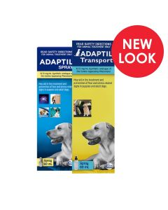 Adaptil dog appeasing pheromone transport spray 60mL