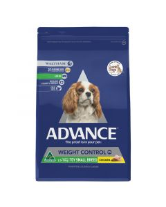 Advance Dog Small Breed Weight Control