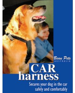 Beau Pets Car Harness