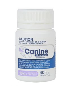 Canine All Wormer 10kg