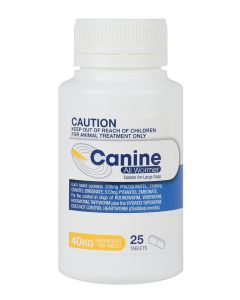 Canine All Wormer 40kg