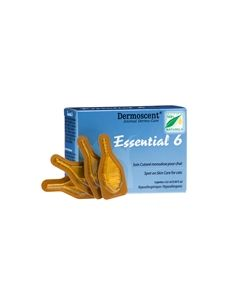 Dermoscent Essential 6 for Cats 4 pack