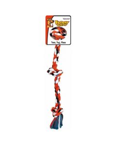 Flossy Chews 3 Knot Tug Toy