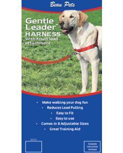 Gentle Leader Easy Walk Harness Black