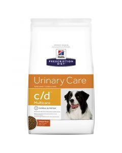 Hill's Prescription Diet Dog C/D Urinary Care Multicare