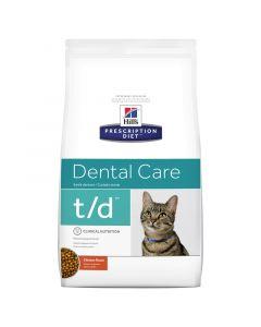 Hill's Prescription Diet Cat t/d Dental Care