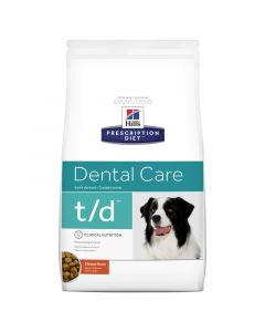 Hills Prescription Diet Dog T/D Dental Care