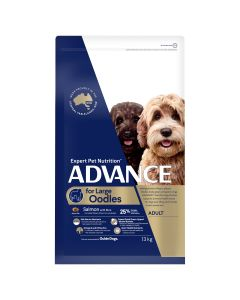 ADVANCE DOG OODLES LARGE 13KG SALMON & RICE