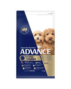ADVANCE DOG OODLES SMALL 13KG SALMON & RICE