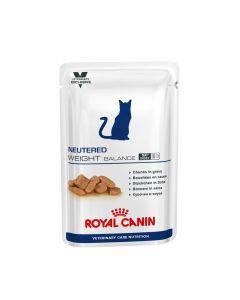 Royal Canin Neutered Cat Weight Balance 100g x 12 Pouches
