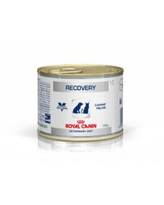 Royal Canin Vet Diet Recovery 195g x 12 cans
