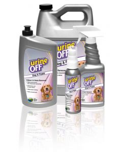 Urine Off Dog and Puppy