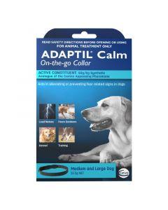 Adaptil DAP dog collar for medium to large dogs