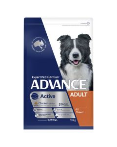 Advance Dog Adult Active All Breed Chicken