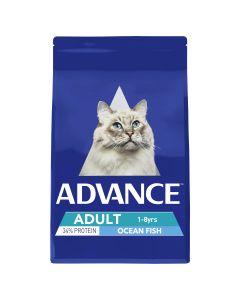 Advance Adult Cat Ocean Fish