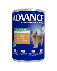 Advance Dog Adult All Breed Casserole & Chicken