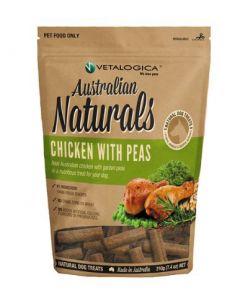 Australian Naturals Dog Chicken With Peas 210g