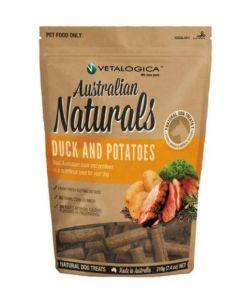 Australian Naturals Dog Duck With Potatoe 210g