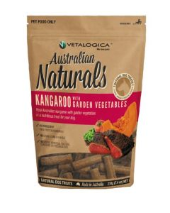 Australian Naturals Dog Kangaroo & Vegetables 210g