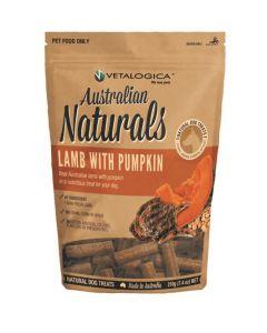 Australian Naturals Dog Lamb With Pumpkin 210g