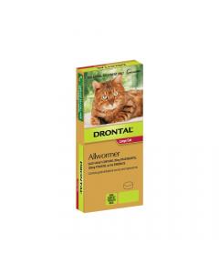Drontal Allwormer Cat Large 6kg Tablets