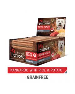 Evolution Dog Dental Kangaroo with Rice & Potato