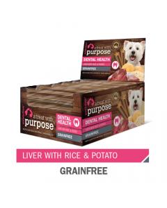 Evolution Dog Dental Liver with Rice and Potato