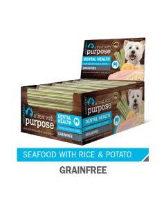 Evolution Dog Dental Seafood with Rice & Potato