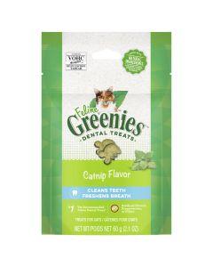 Greenies Cat Catnip Treat Pack 60g