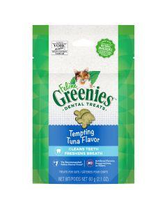 Greenies Cat Tuna Treat Pack 60g