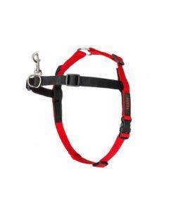 Halti Front Control Harness Black/Red Small