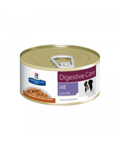 Hill's Prescription Diet Dog I/D Low Fat Veg & Chicken 24 x 156g