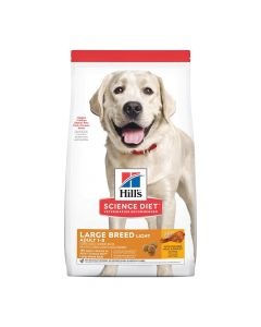 Hill's Science Diet Dog Adult Light Large Breed 12kg