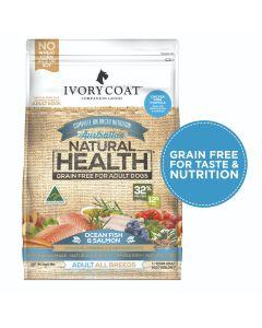 Ivory Coat Ocean Fish & Salmon Grain Free Dry Dog Food