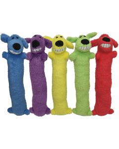 Loofa Dog Toy Small