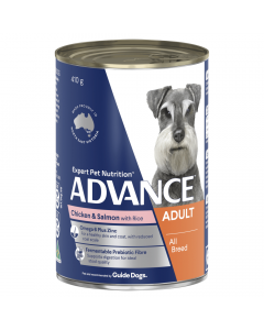 Advance Dog Adult All Breed Chicken & Salmon
