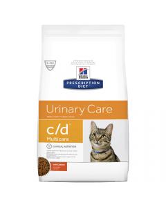 Hill's Prescription Diet Cat c/d Urinary Care Multicare