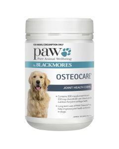Paw Osteocare Joint Health Chews 500g