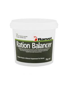 Ranvet Ration Balancer Pellets 3kg