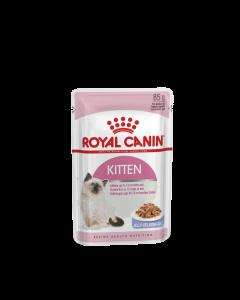 Royal Canin Health Nutrition Kitten Jelly 12 x 85g