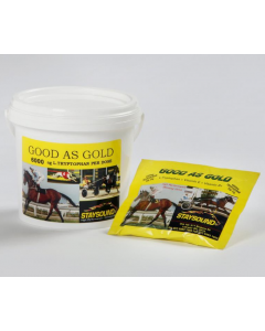 Staysound Good As Gold Horse Supplement 10 x 50g sachets