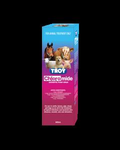 Troy chloromide antiseptic pump spray 500ml