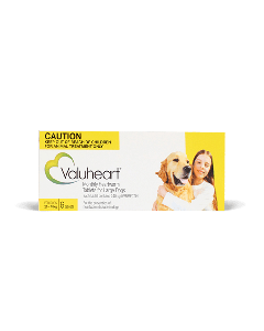 Valuheart Yellow for Large Dogs - 6 tablets