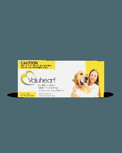 Valuheart Heartworm Tablets Dog Large 21-40kg Gold 6 Pack