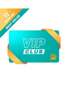 VIP Club Membership 12 Months