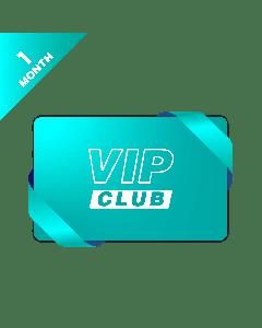 VIP Club Membership 1 Month