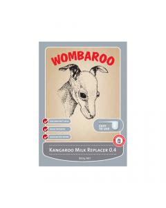 Wombaroo Kangaroo Milk Replacer 0.4 900g