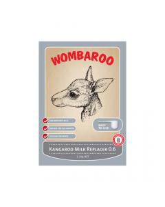 Wombaroo Kangaroo Milk Replacer 0.6 1.1kg