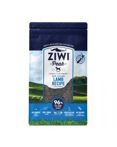 Ziwi Peak Air Dried Dog Food Lamb